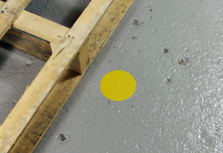 Standard Pallets Markers