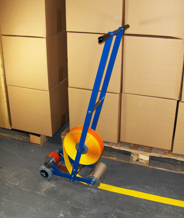 5S Aisle Marking Tape Applicator