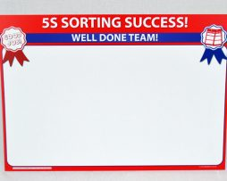 5S Sorting Event Recognition Board