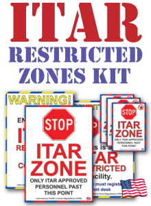 ITAR Restricted Zones KIT