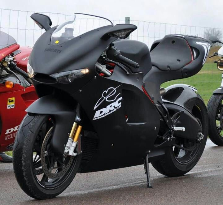 Wrap for Motorbikes