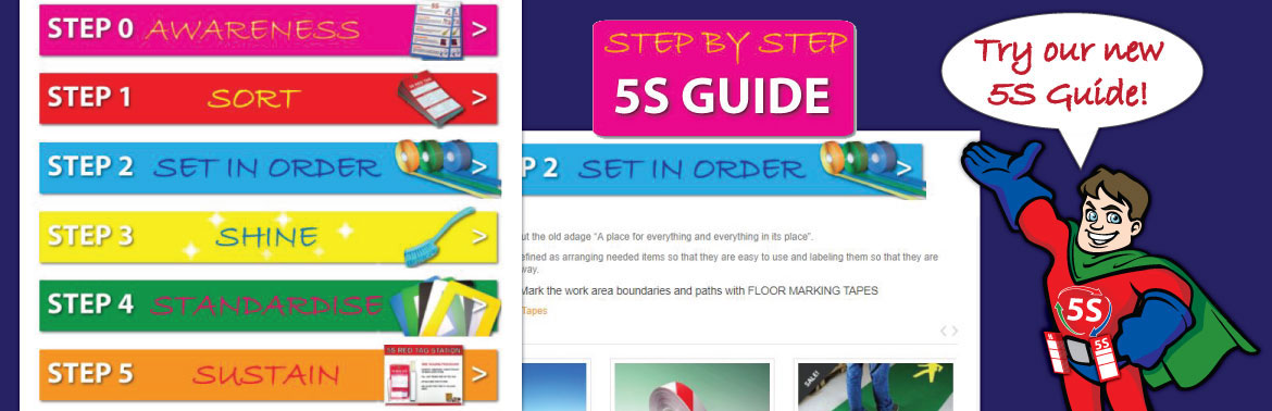 Free 5S Lean Guide